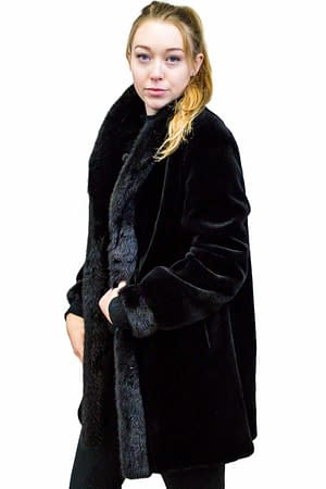 Reversible Mink Jacket